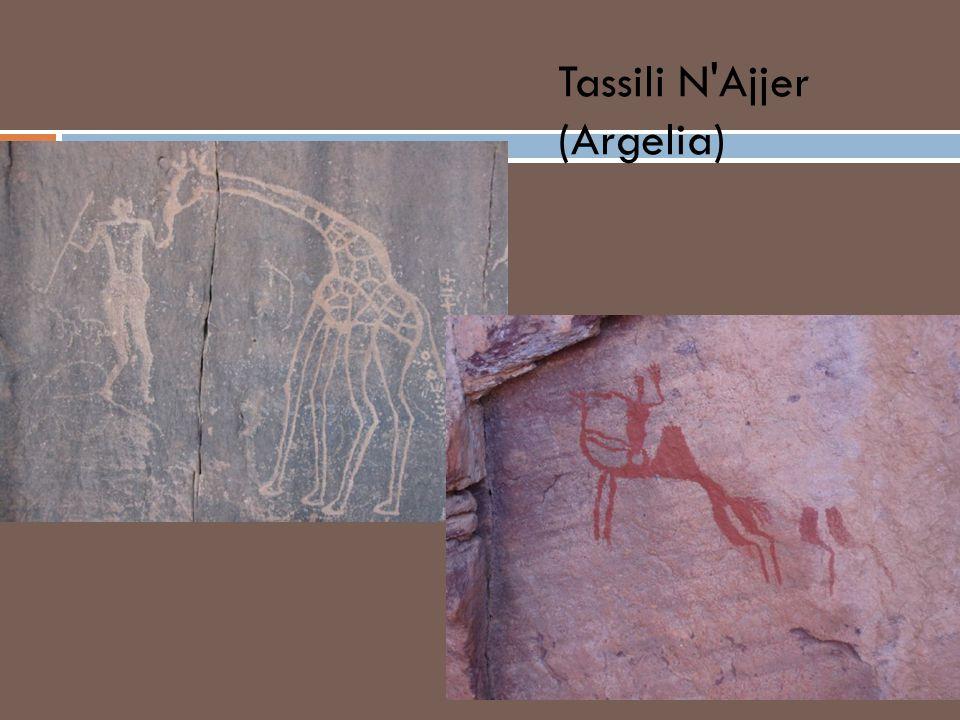Tassili N Ajjer (Argelia)
