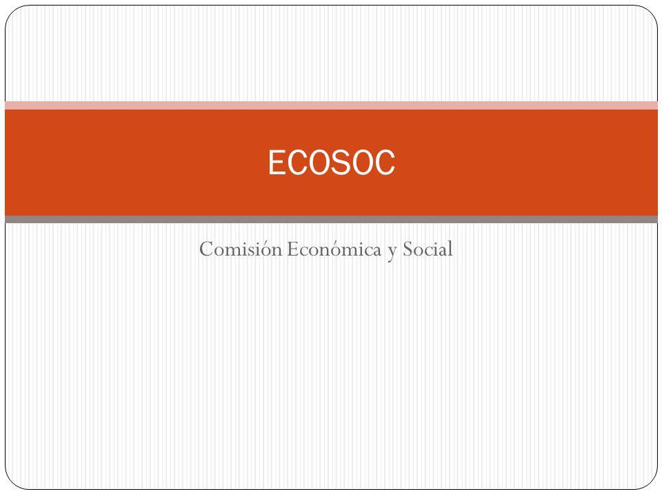 Comisión Económica y Social