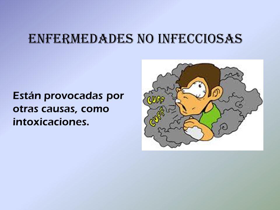 ENFERMEDADES NO INFECCIOSAS