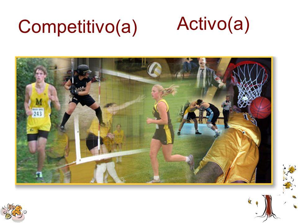 Activo(a) Competitivo(a)