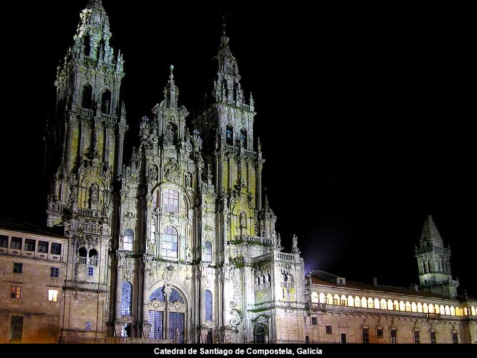 Catedral de Santiago de Compostela, Galicia