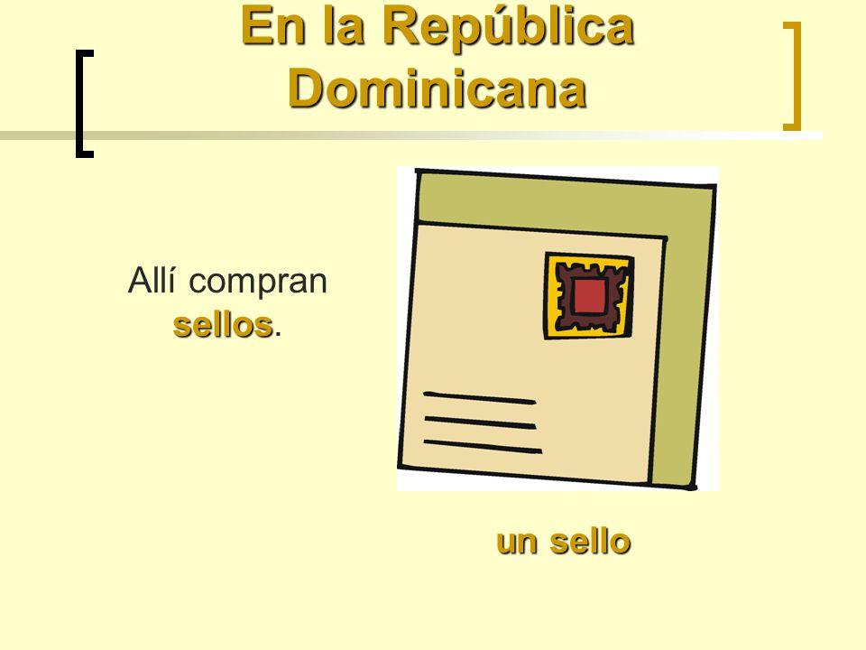 En la República Dominicana