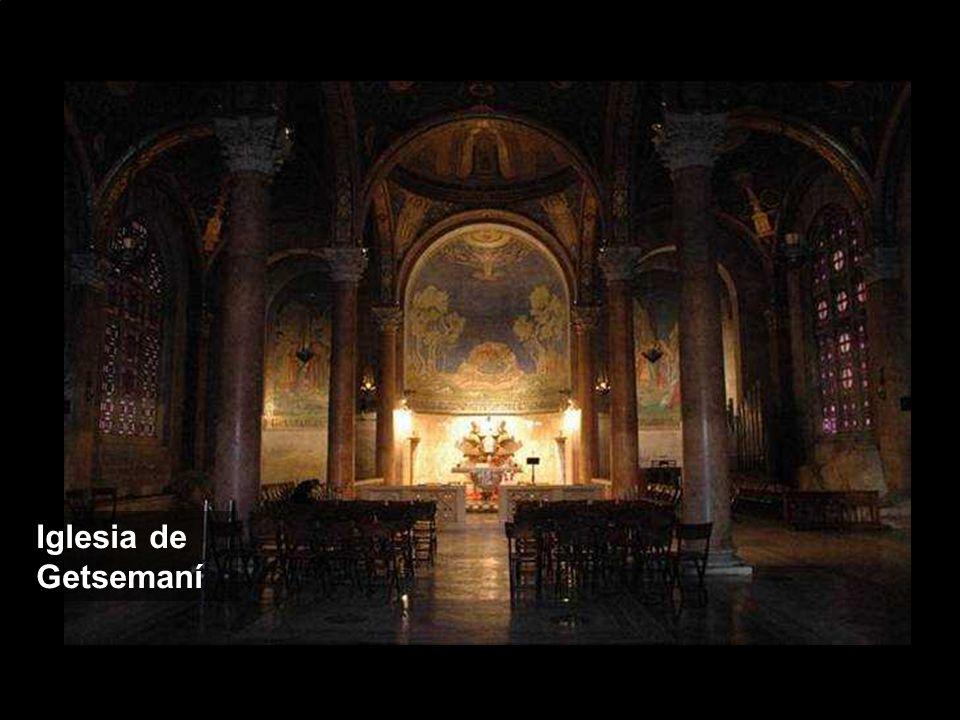 Iglesia de Getsemaní