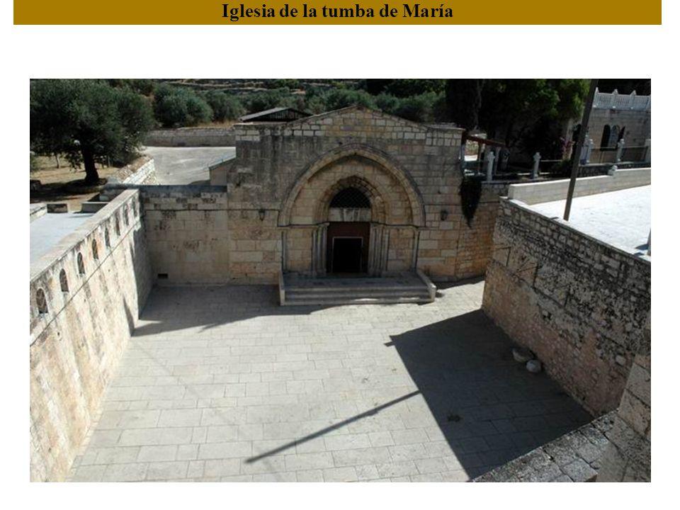 Iglesia de la tumba de María