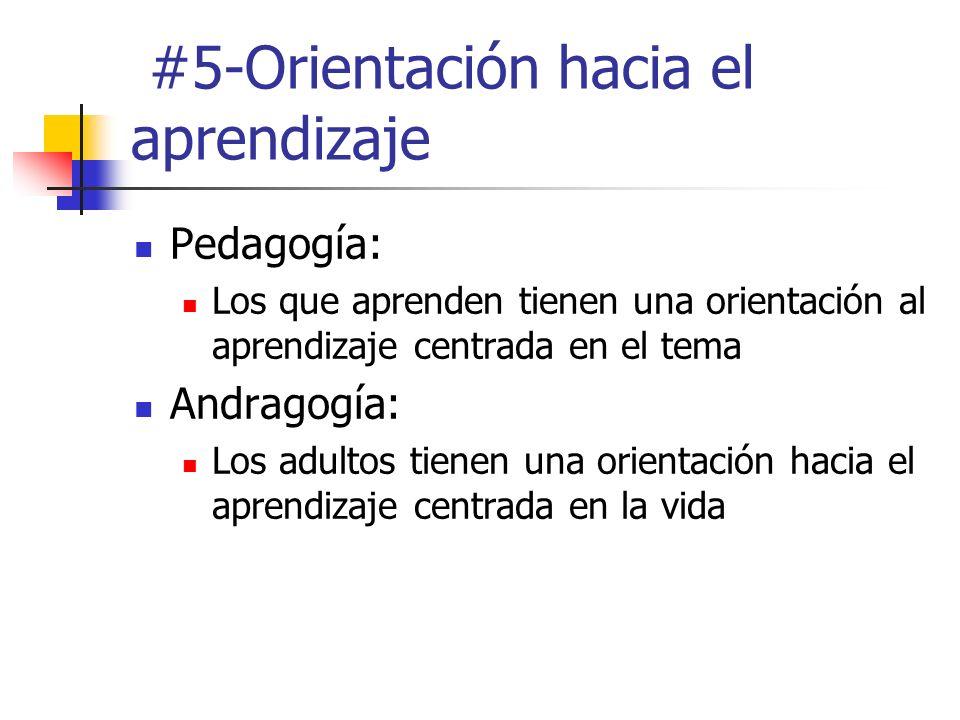 #5-Orientación hacia el aprendizaje