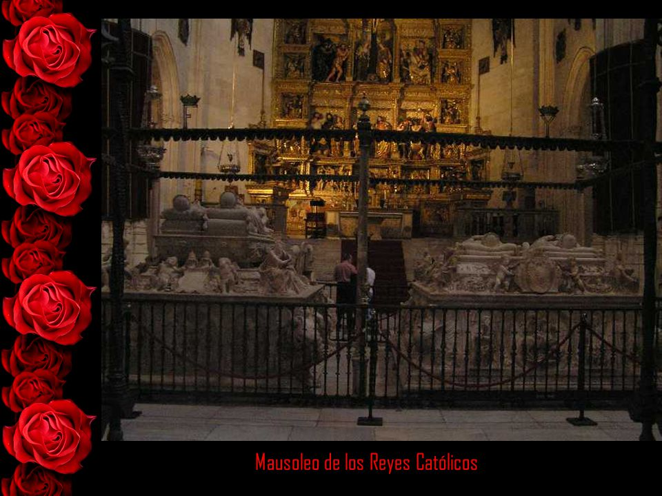 Mausoleo de los Reyes Católicos