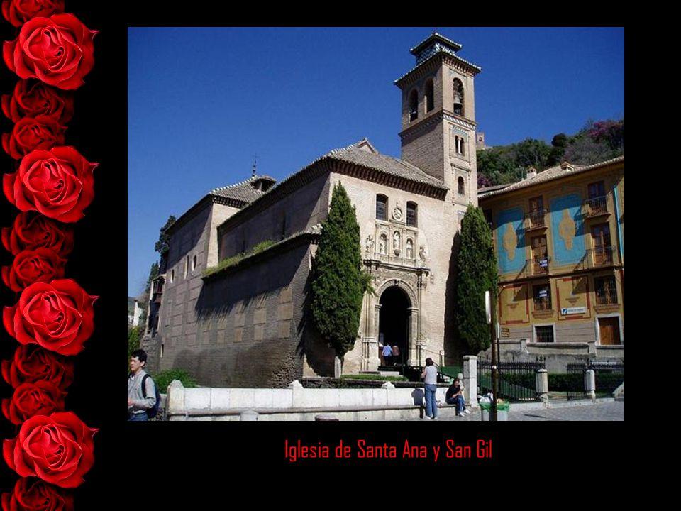 Iglesia de Santa Ana y San Gil