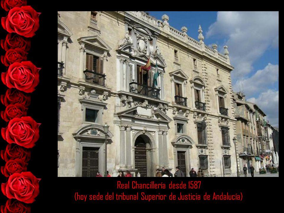 Real Chancillería desde 1587