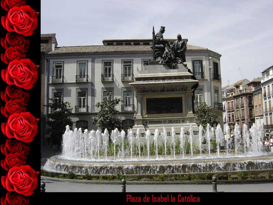 Plaza de Isabel la Católica