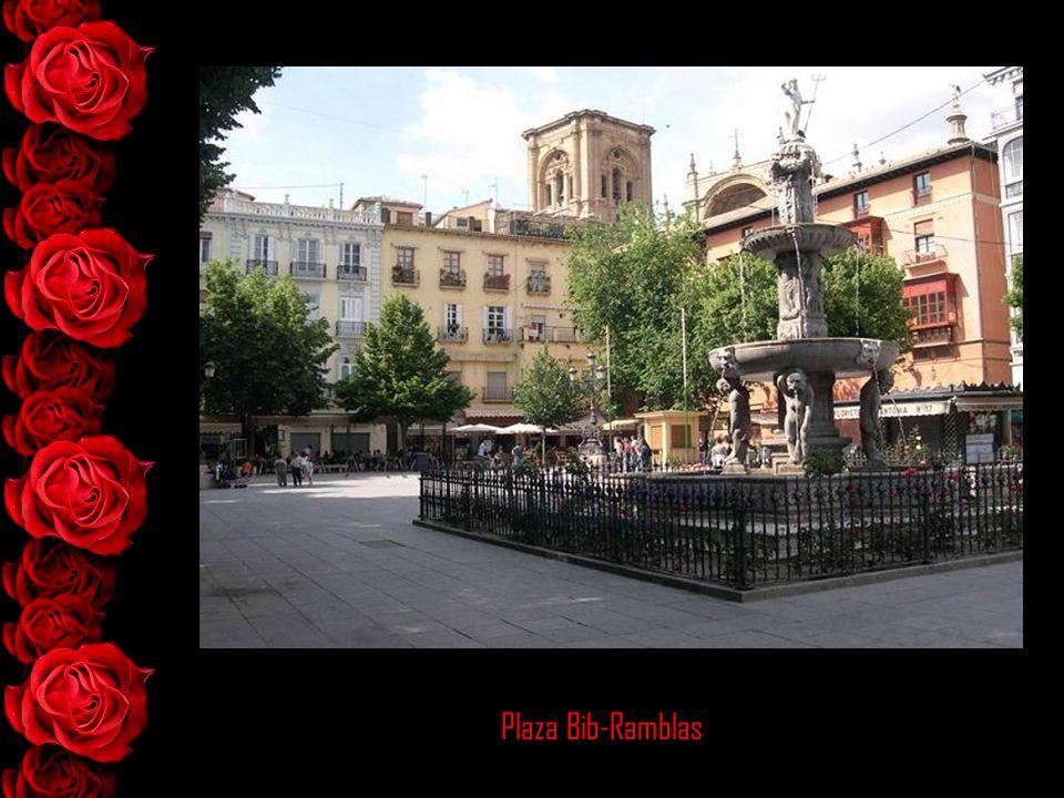 Plaza Bib-Ramblas