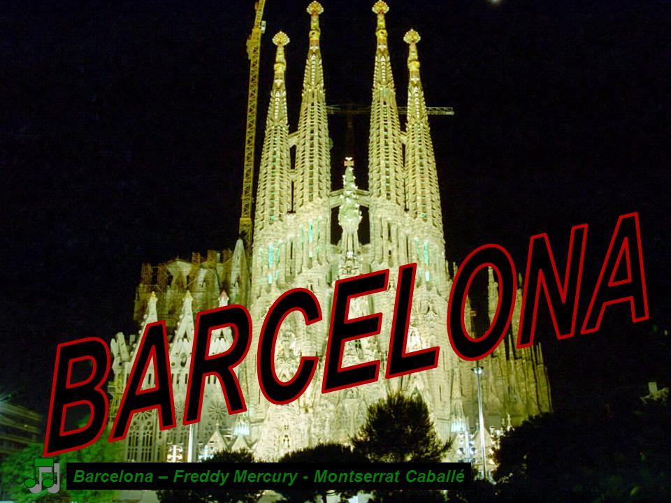 BARCELONA Barcelona – Freddy Mercury - Montserrat Caballé
