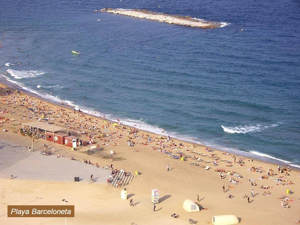 Playa Barceloneta www.vitanoblepowerpoints.net