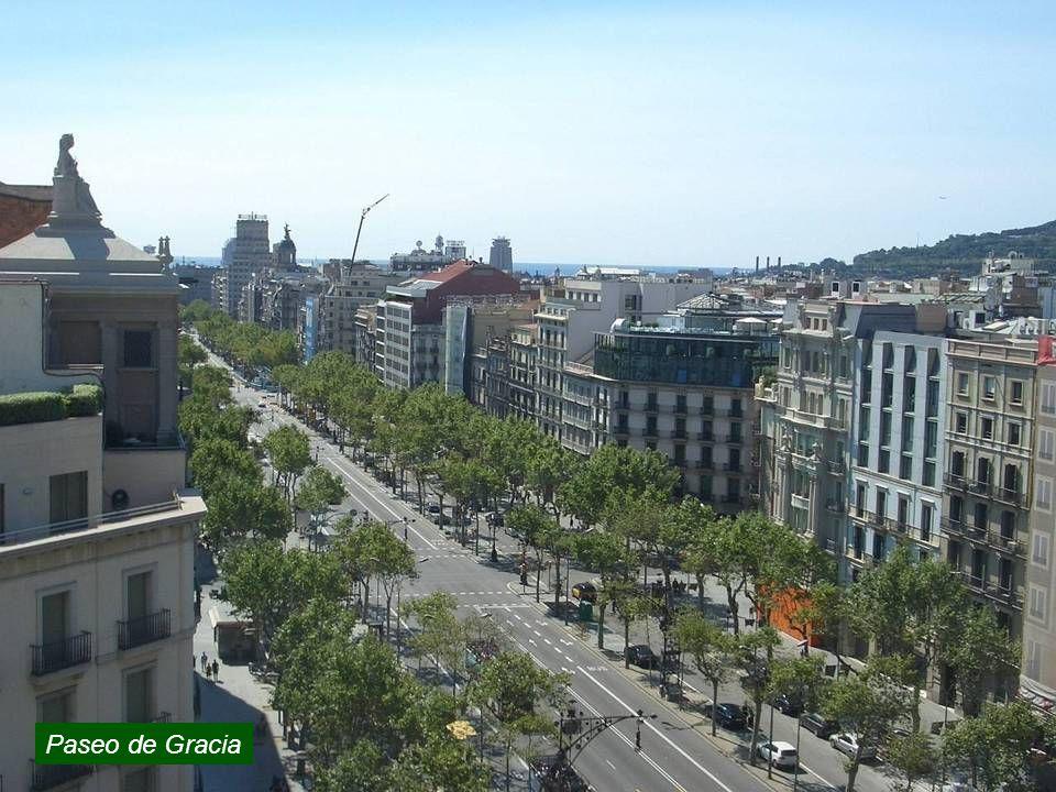 Paseo de Gracia www.vitanoblepowerpoints.net