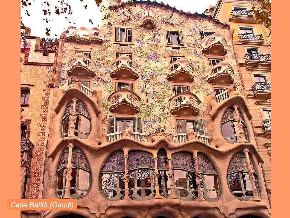 Casa Batlló (Gaudí) www.vitanoblepowerpoints.net