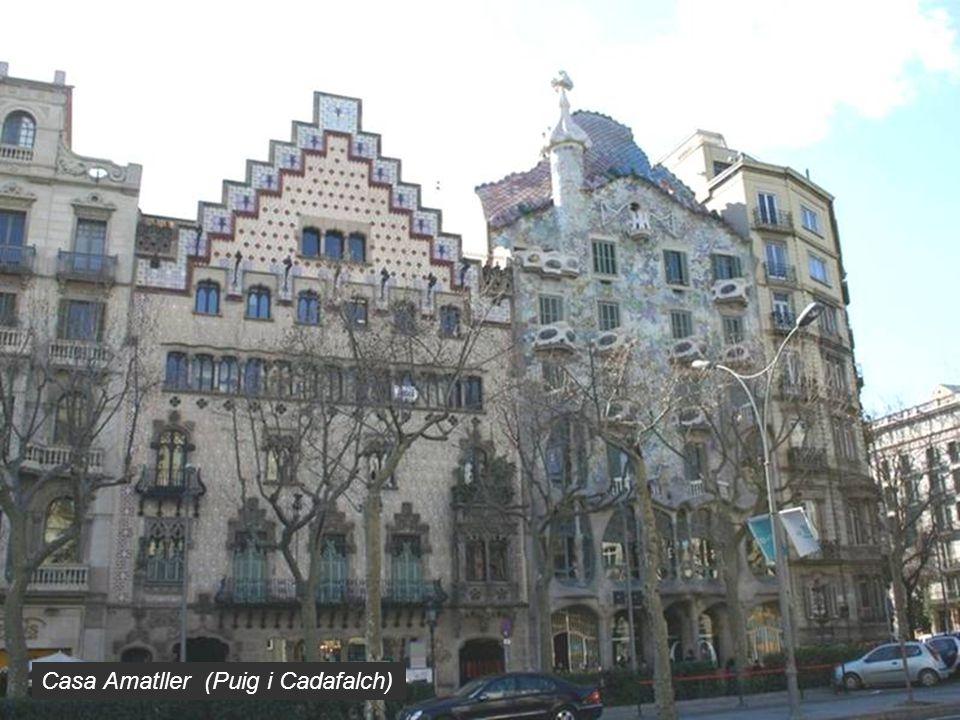 Casa Amatller (Puig i Cadafalch)