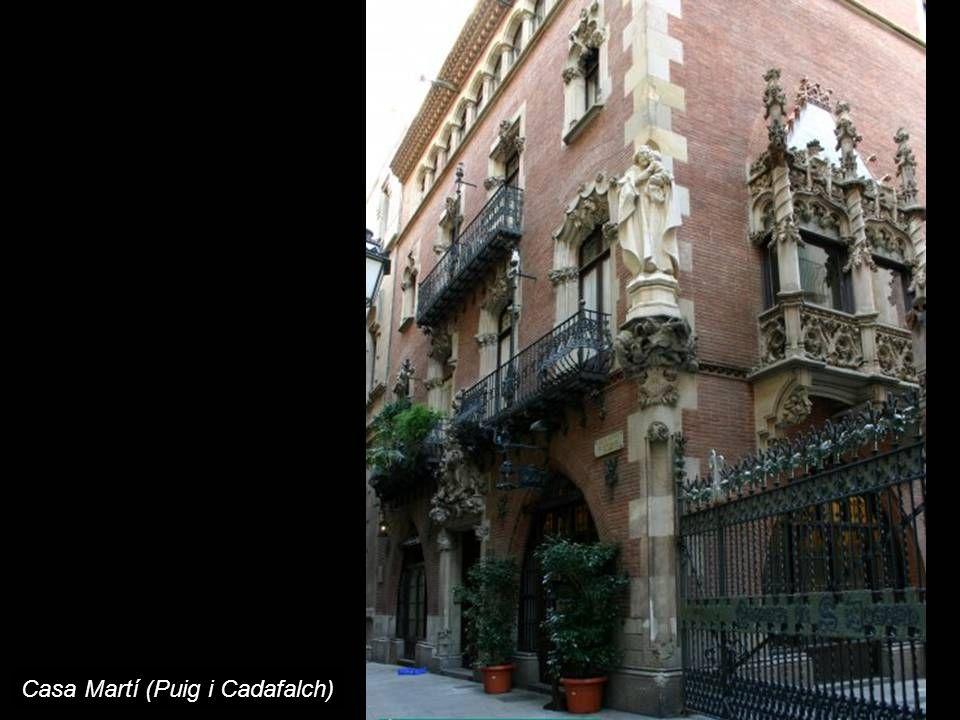Casa Martí (Puig i Cadafalch)