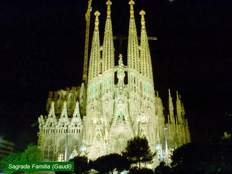 Sagrada Familia (Gaudí)