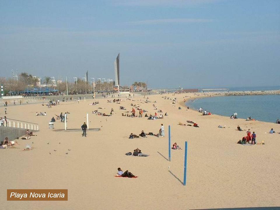 Playa Nova Icaria www.vitanoblepowerpoints.net