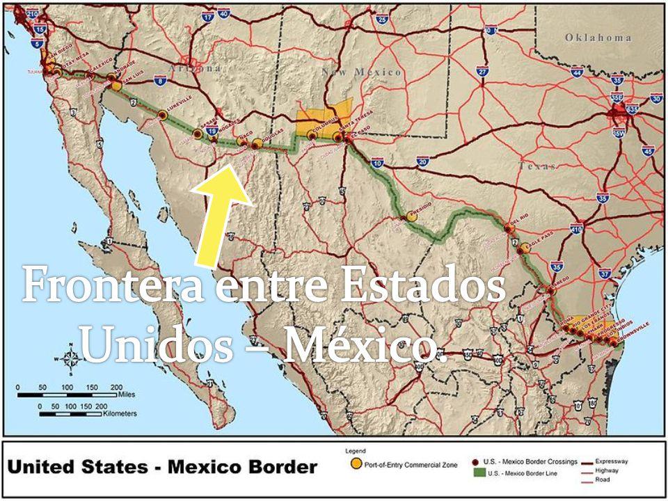 Frontera entre Estados