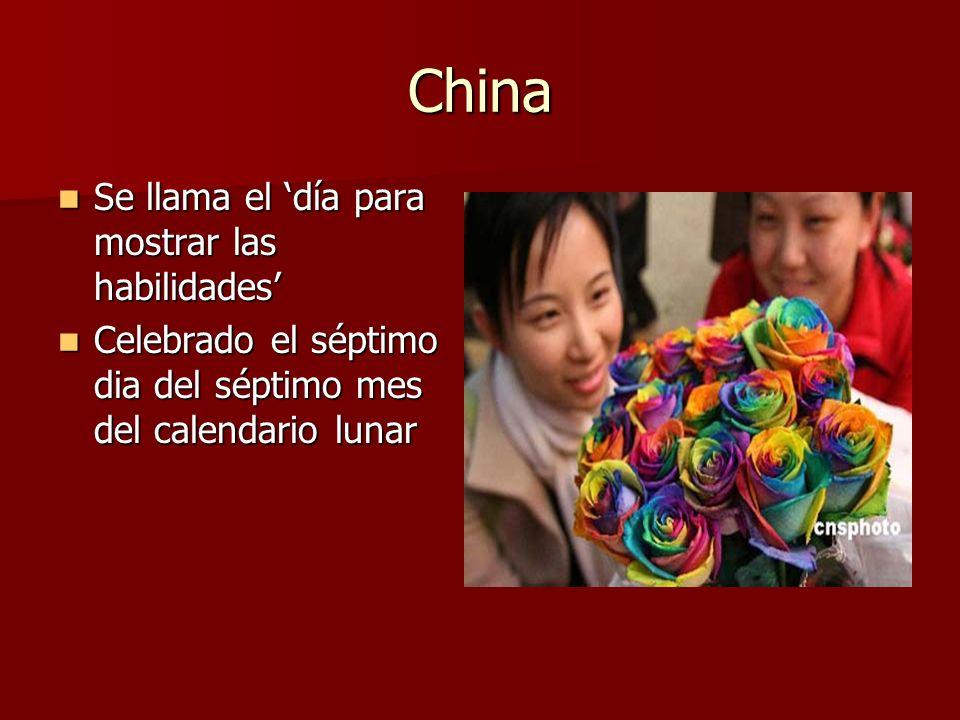China Se llama el 'día para mostrar las habilidades'