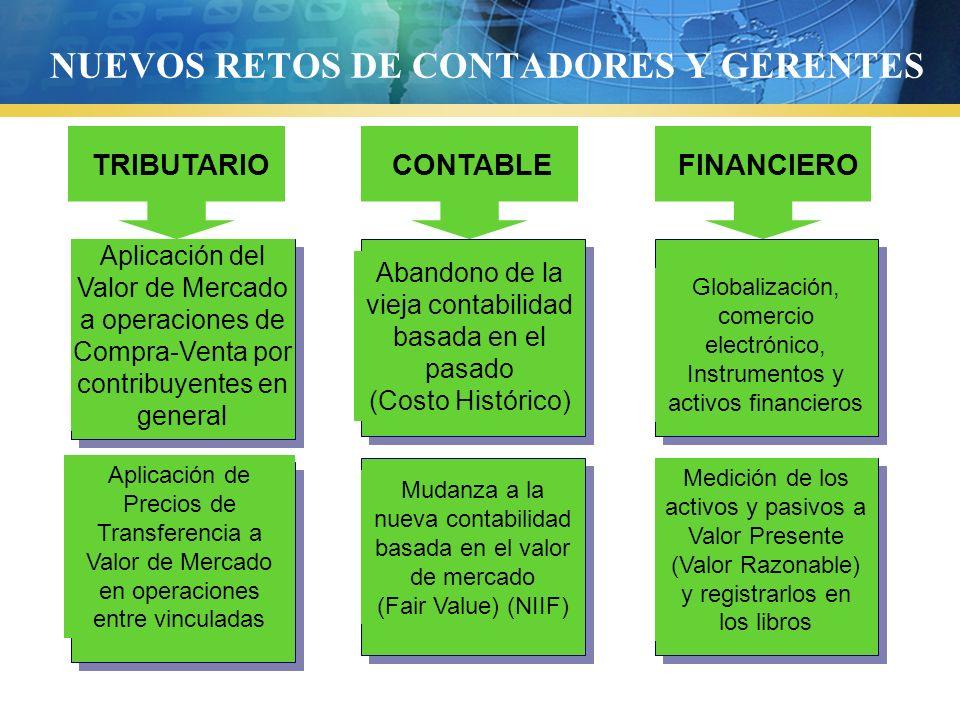 NUEVOS RETOS DE CONTADORES Y GERENTES