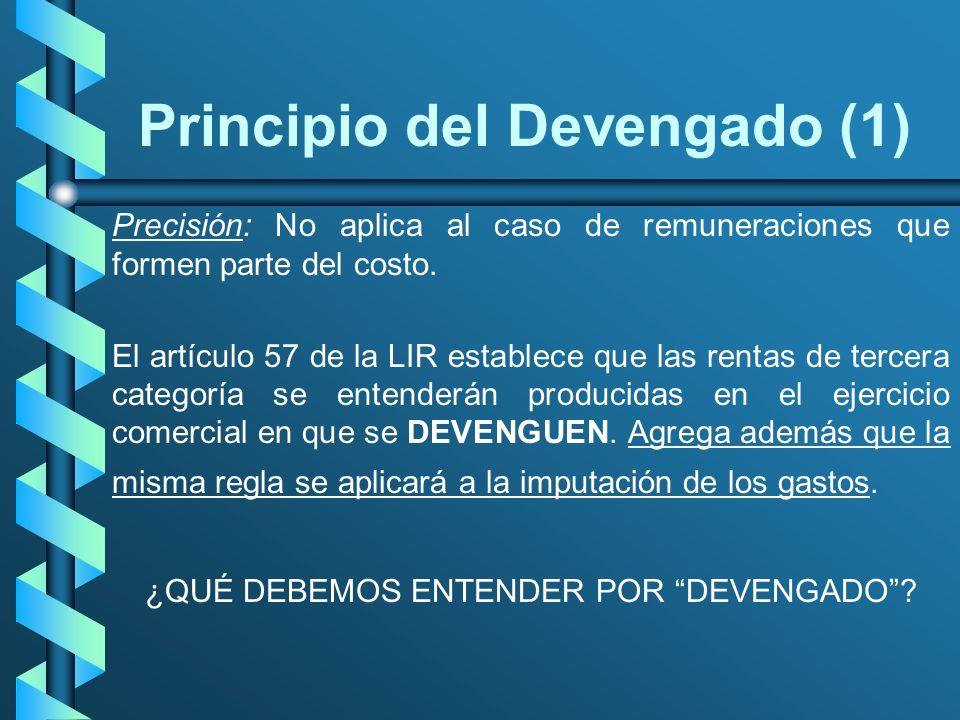 Principio del Devengado (1)