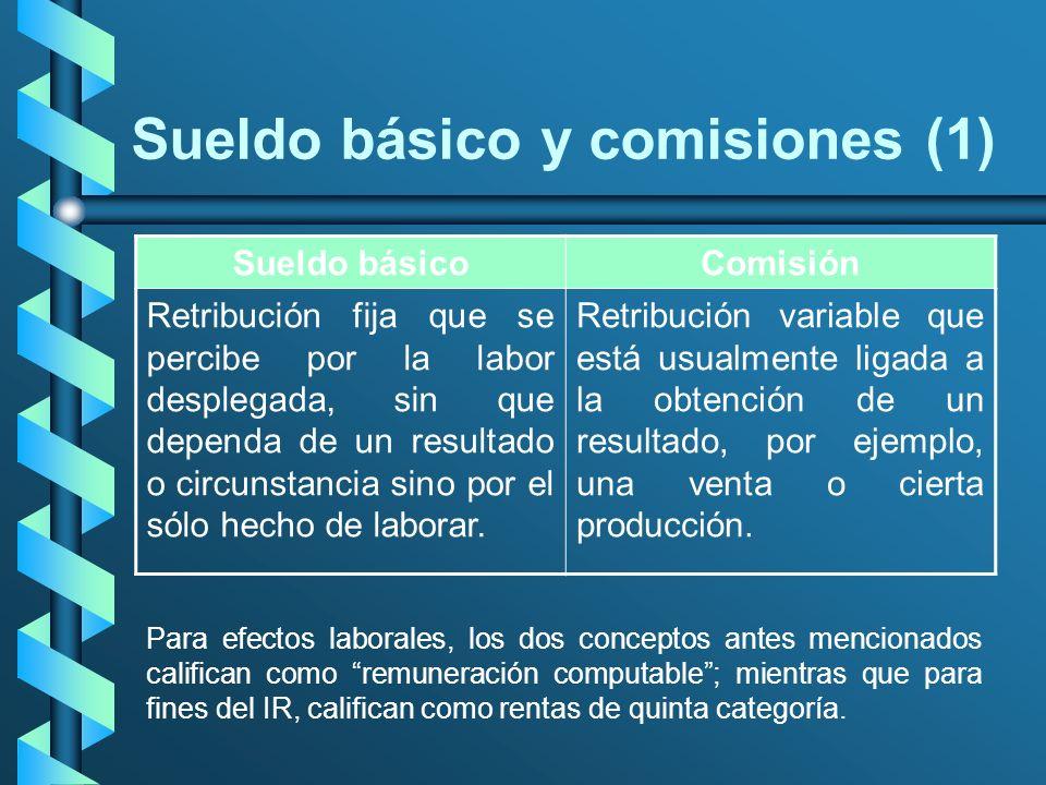 Sueldo básico y comisiones (1)