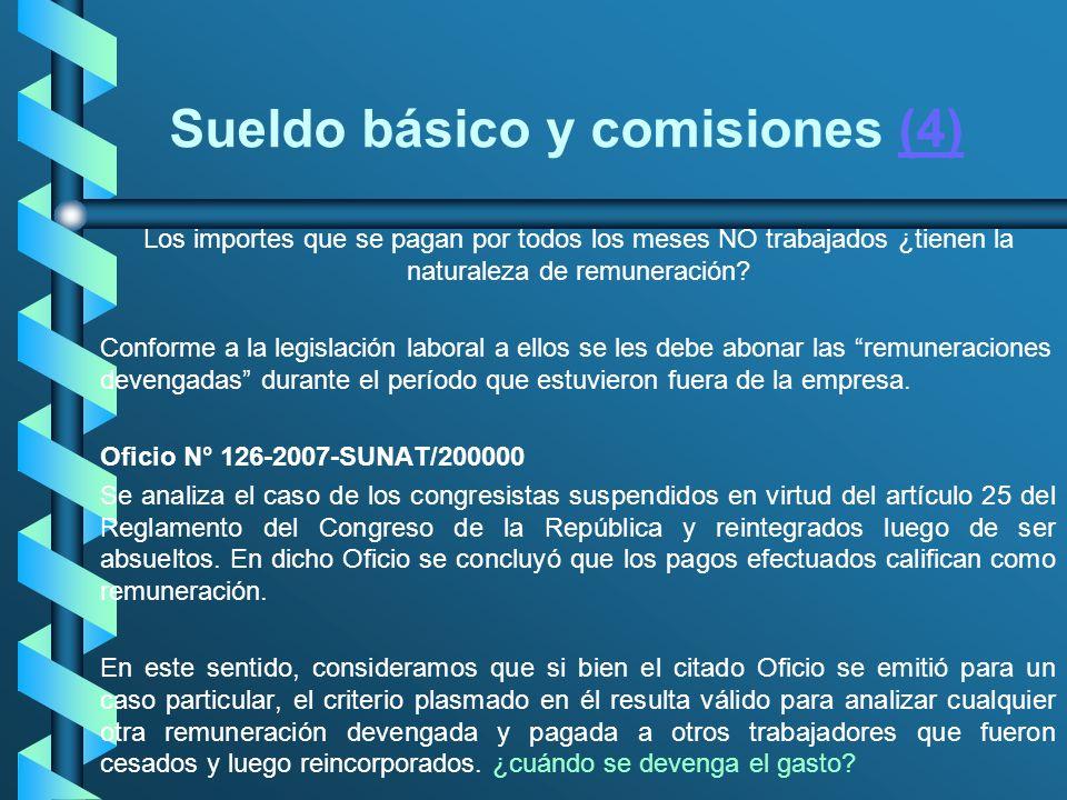 Sueldo básico y comisiones (4)