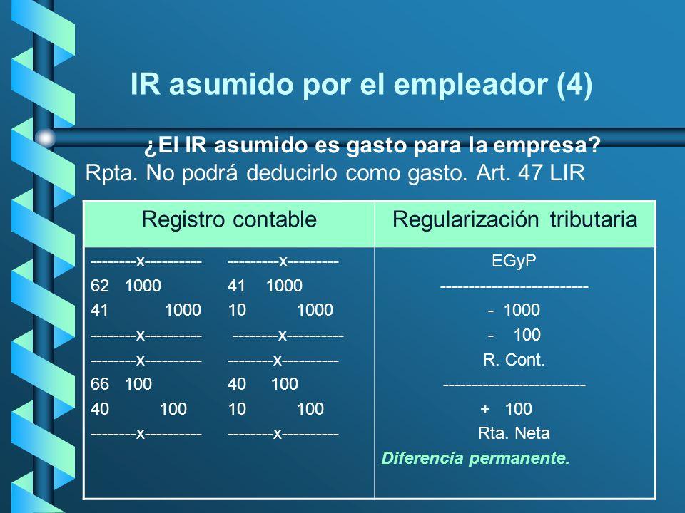 IR asumido por el empleador (4)