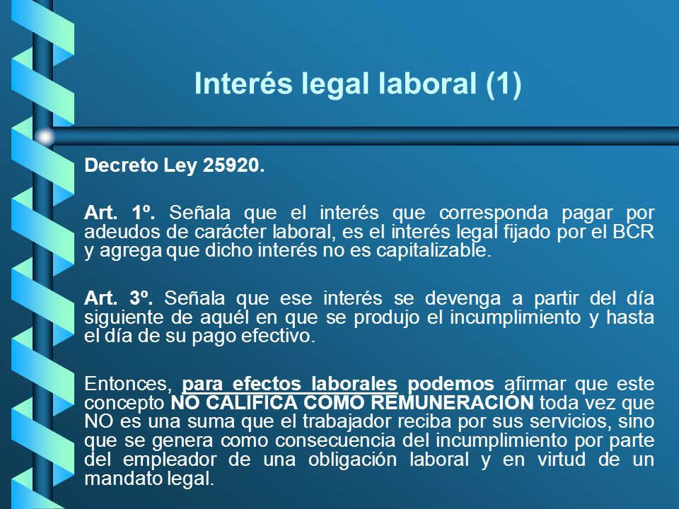 Interés legal laboral (1)