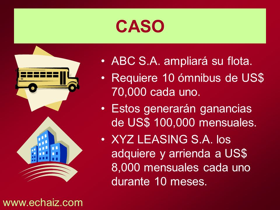 CASO ABC S.A. ampliará su flota.