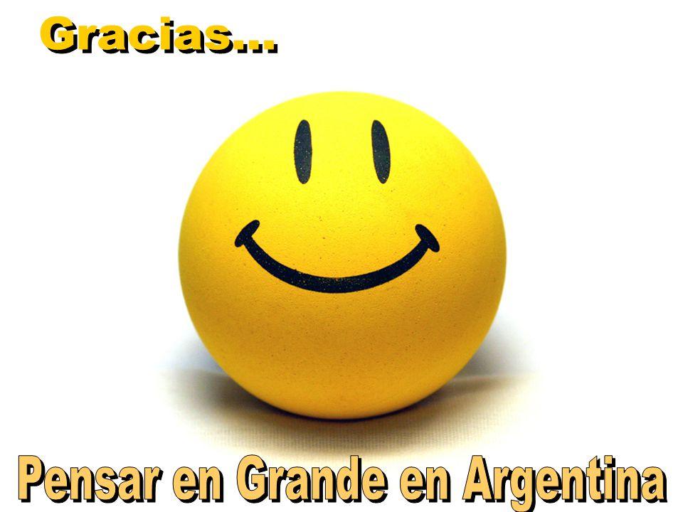 Pensar en Grande en Argentina