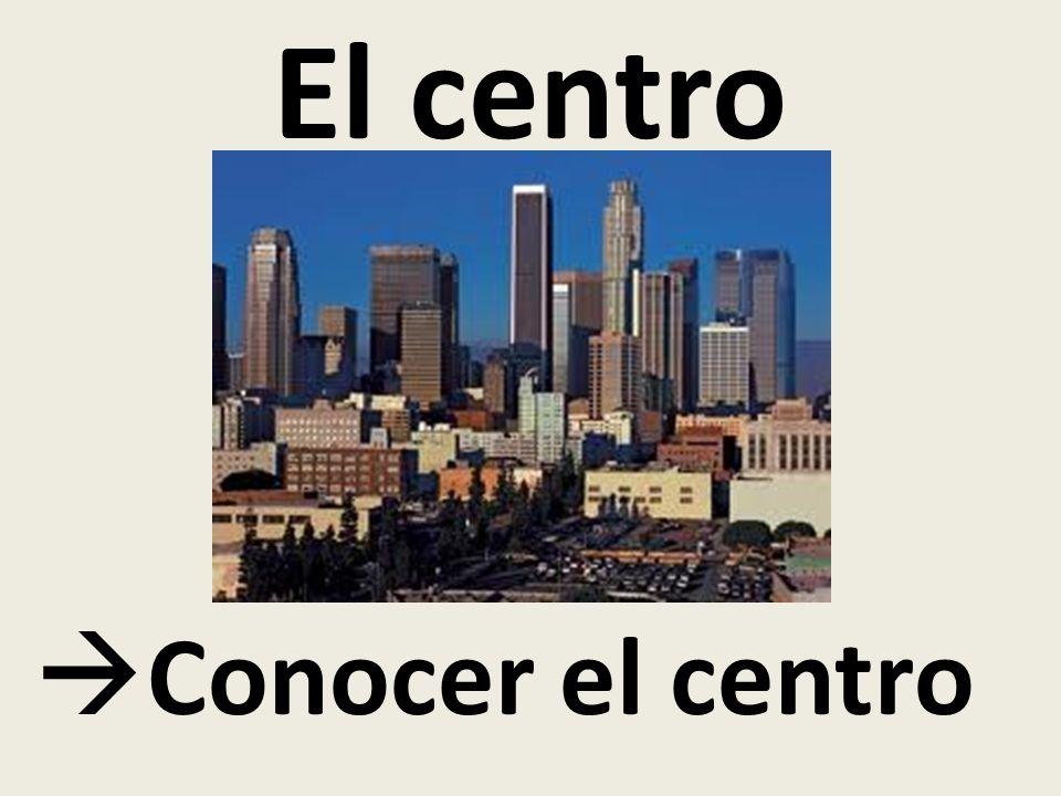 El centro Conocer el centro