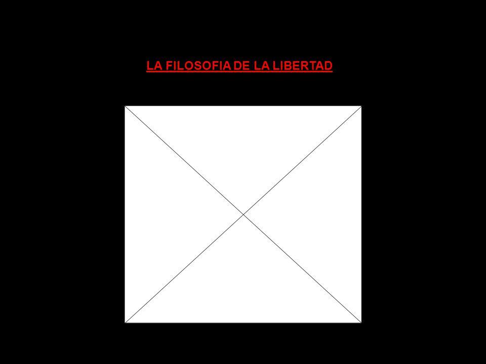 LA FILOSOFIA DE LA LIBERTAD