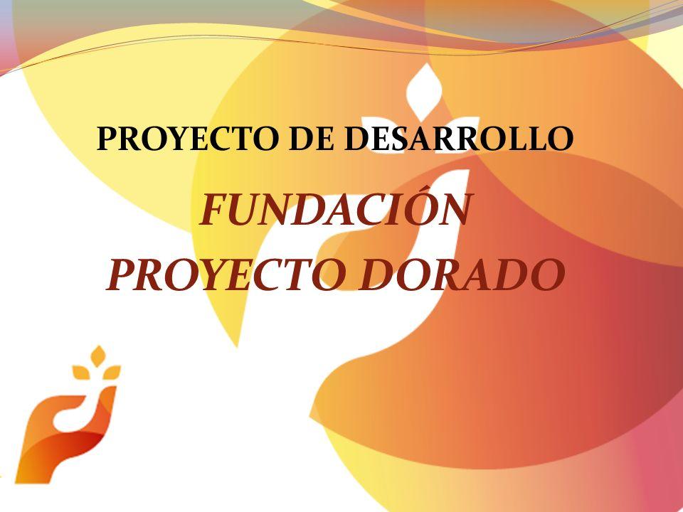 PROYECTO DE DESARROLLO FUNDACIÓN PROYECTO DORADO