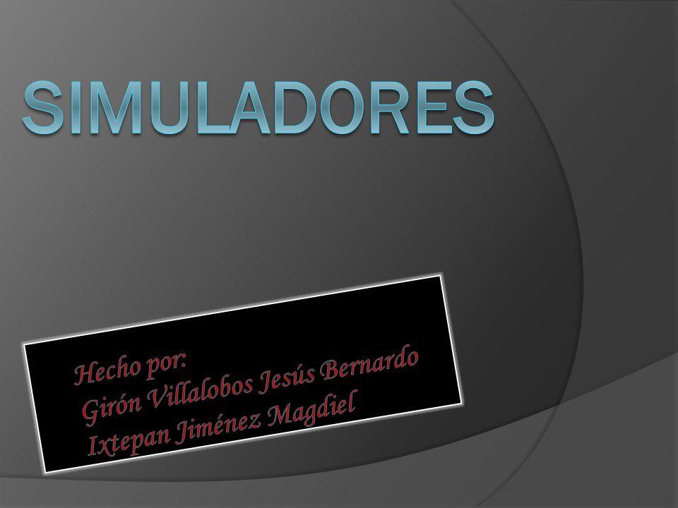 Hecho por: Girón Villalobos Jesús Bernardo Ixtepan Jiménez Magdiel