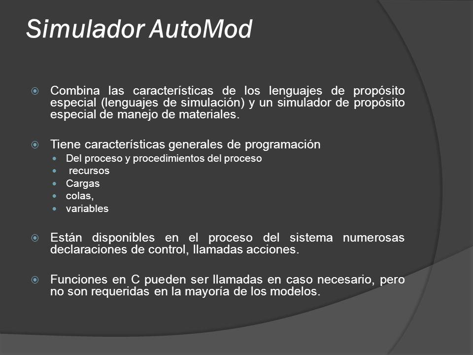 Simulador AutoMod