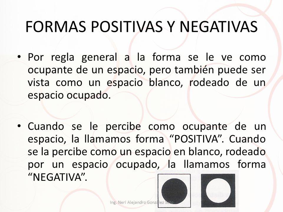 FORMAS POSITIVAS Y NEGATIVAS