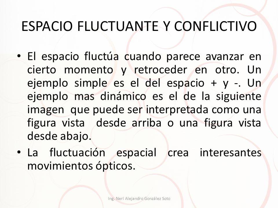 ESPACIO FLUCTUANTE Y CONFLICTIVO