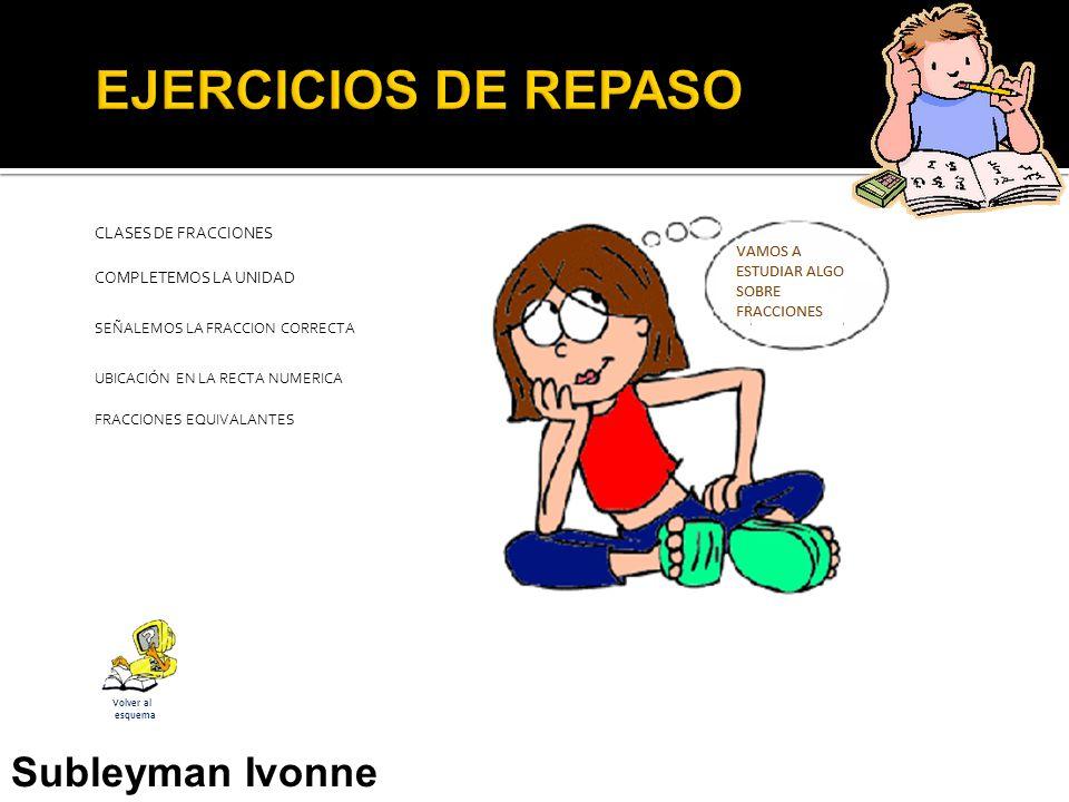 EJERCICIOS DE REPASO Subleyman Ivonne Usman Narváez