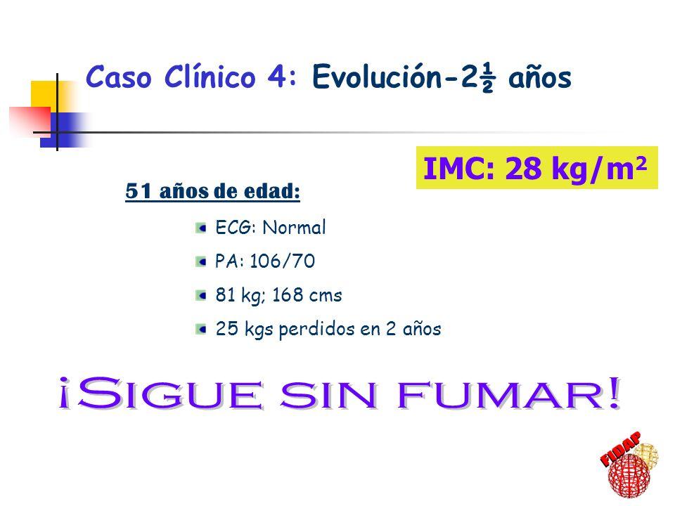 Caso Clínico 4: Evolución-2½ años