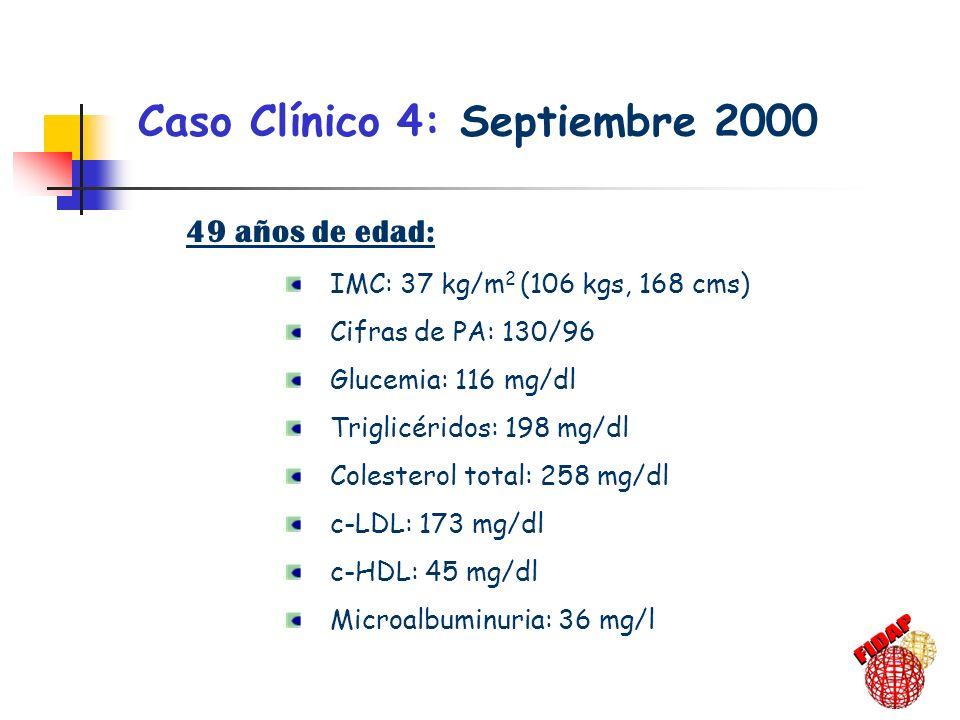 Caso Clínico 4: Septiembre 2000