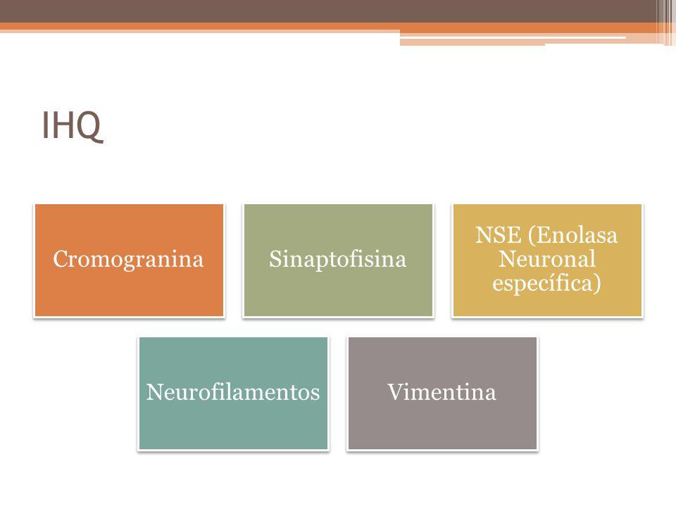 NSE (Enolasa Neuronal específica)