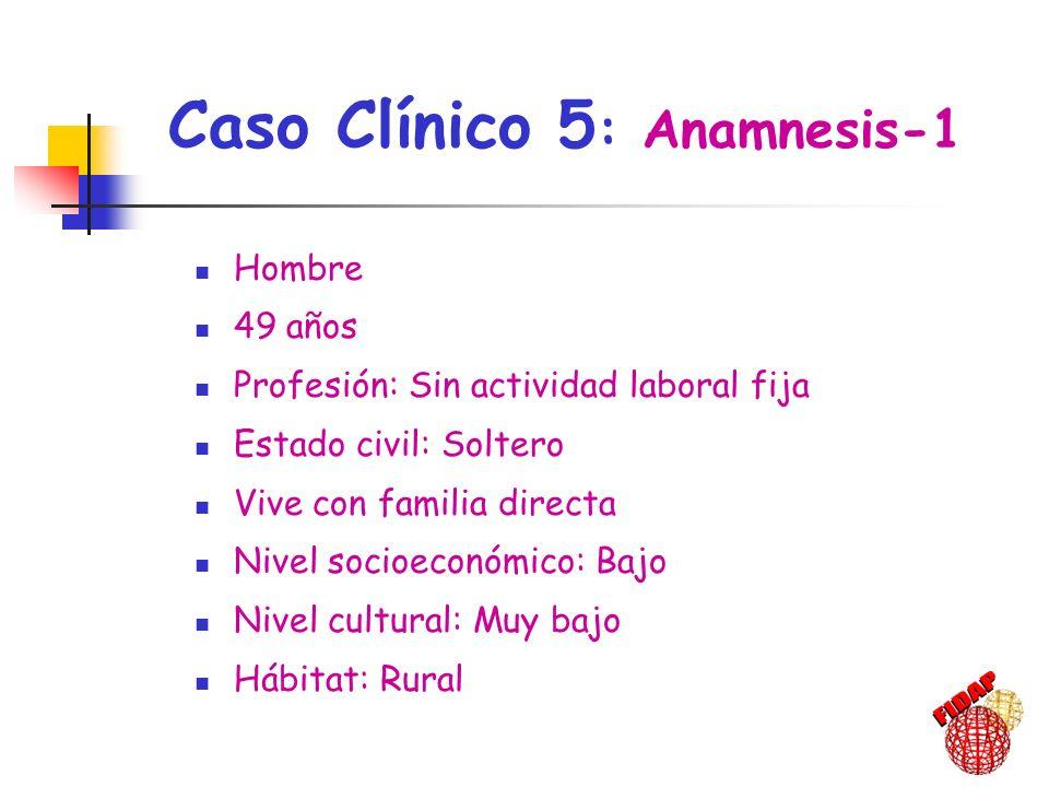 Caso Clínico 5: Anamnesis-1