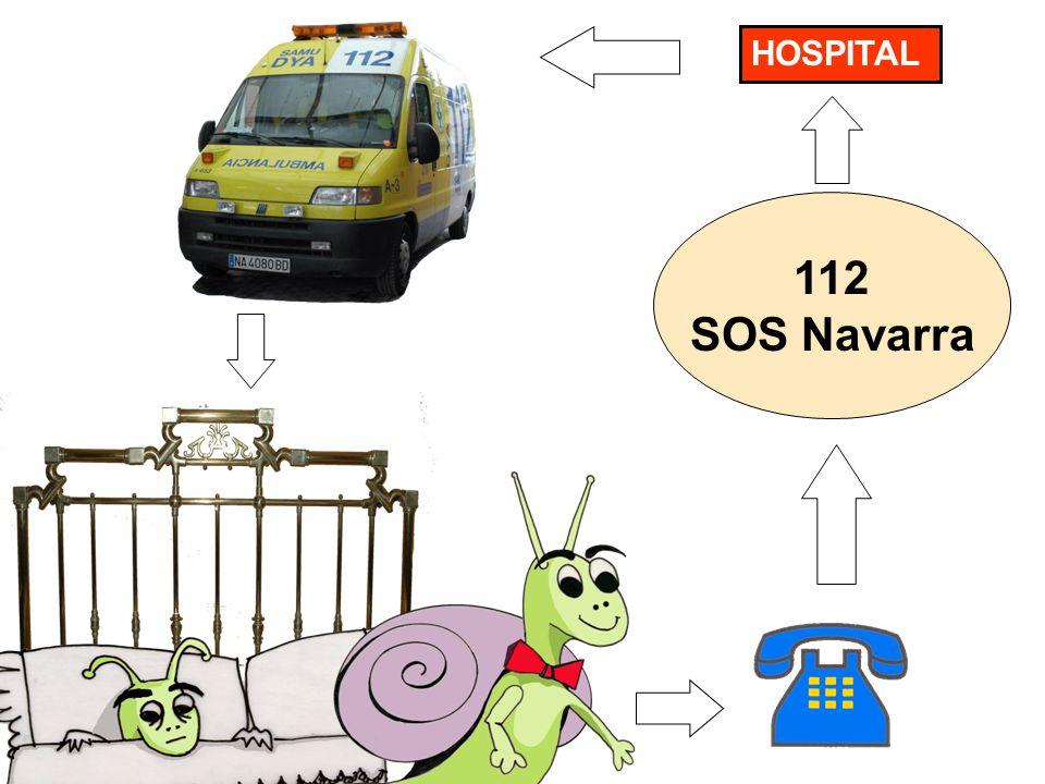 HOSPITAL 112 SOS Navarra
