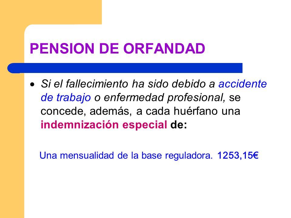 Una mensualidad de la base reguladora. 1253,15€