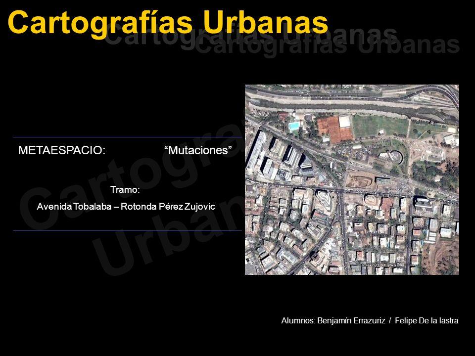 Cartografías Urbanas Cartografías Urbanas Cartografías Urbanas
