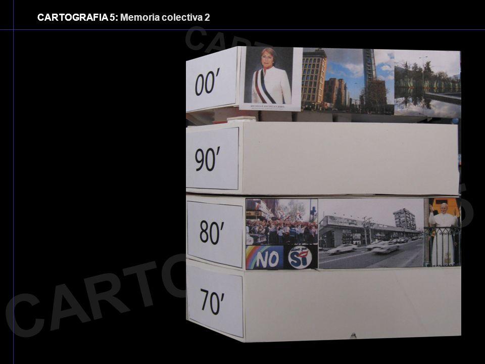 CARTOGRAFIA 5: Memoria colectiva 2