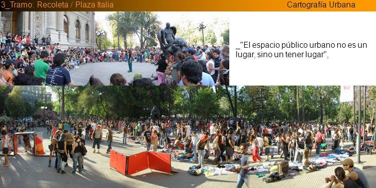 3_Tramo: Recoleta / Plaza Italia