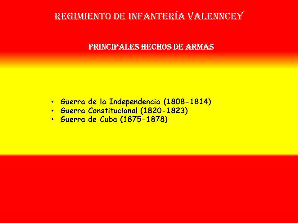 Regimiento de infantería valenncey